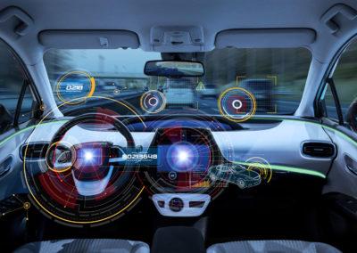 Progettazione e realizzazione di un nuovo dispositivo automotive per il monitoraggio del pitch&roll | Inclinometro