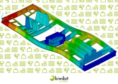 Tool per progettazione ed analisi strutturale di basamenti metallici