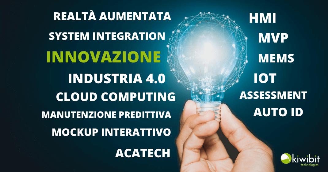 Le parole chiave dell'innovazione: ecco come l'industria 4.0 rivoluzionerà la produzione nei prossimi anni