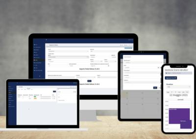 Piattaforma web per la gestione operativa dei Consorzi di Autoscuole